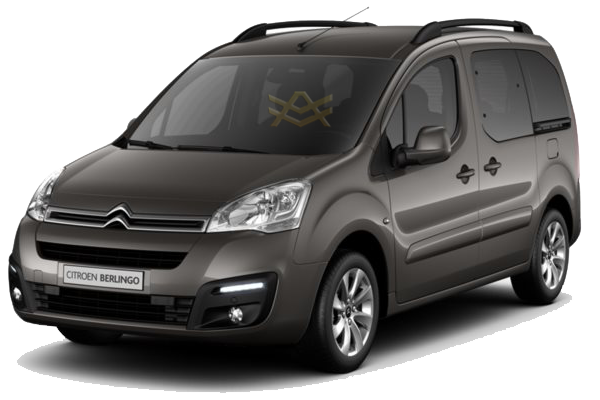 Цвета Berlingo Multispace